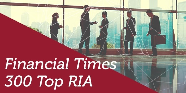 Level Four Advisory Services named to 2019  Financial Times 300 Top RIA
