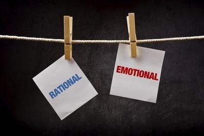 3 Ways To Make Rational, Not Emotional Decisions, On Wall Street