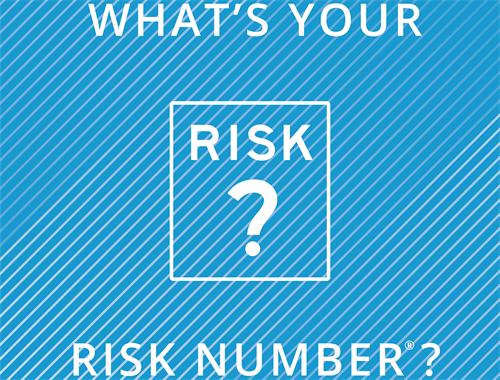 Everyone has a Risk Number&#174;.<br />What's Yours?