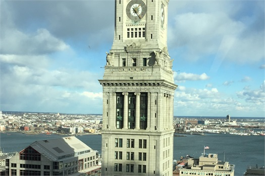 The view from LPL's Boston office.