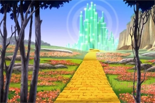 Follow the Yellow Brick Road February 2019