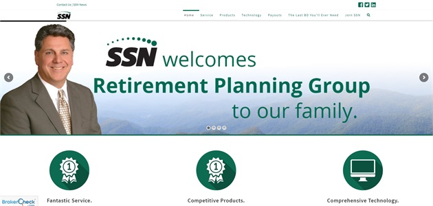 SSN Welcomes