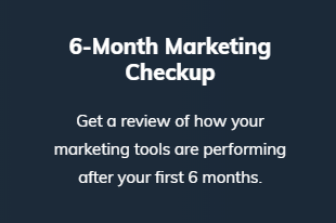 <br />Web Marketing Checkup