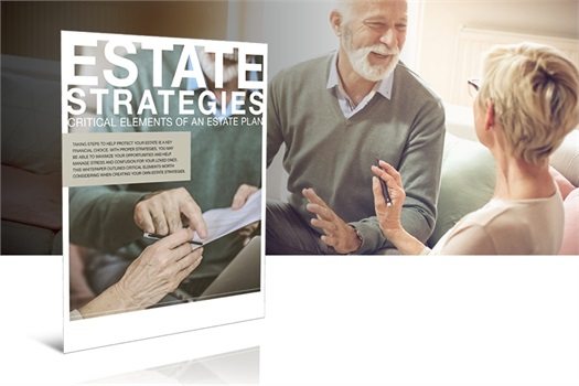 Download our Estate Strategies: Critical Elements of an Estate Plan Ebook!