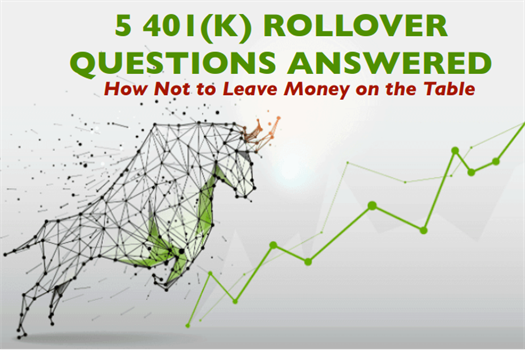 Download Our Free 401(K) Rollover Guide