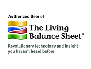 <b>The Living Balance Sheet&#174;</b>