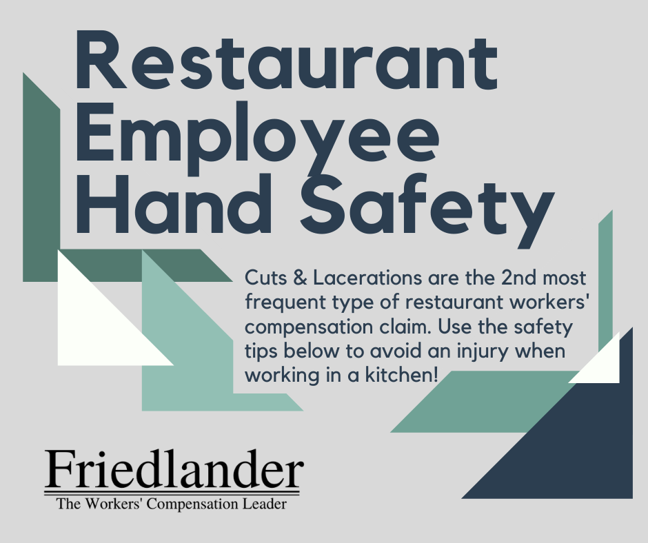 """Hands"" on Safety: Employee Cut Prevention"