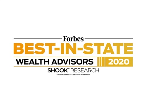 Best-In-State Financial Advisors 2020