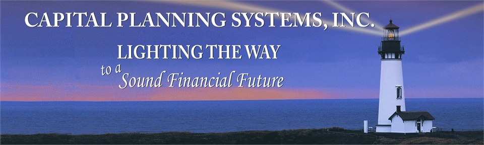 Capital Planning Systems, Inc. Home