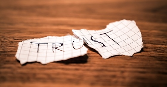 Don't Worry! A Broken Trust Can Be Fixed