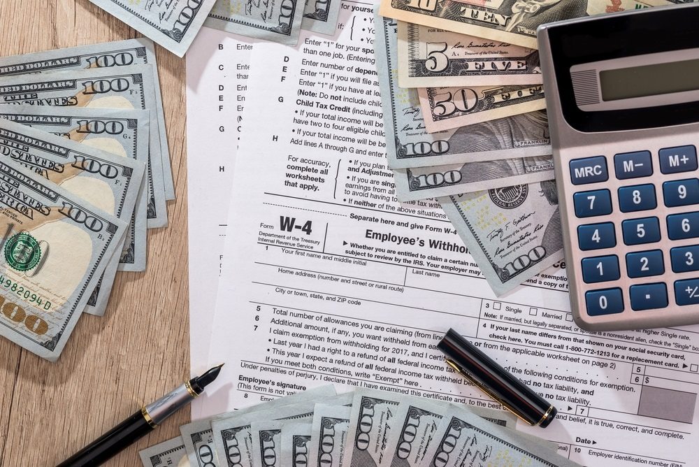 Is Your W-4 Withholding Accurate?