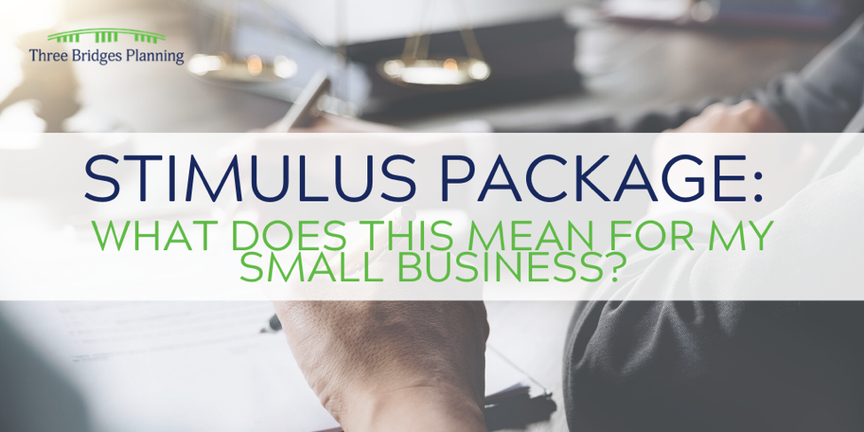 Stimulus Package: What Does This Mean for My Small Business?