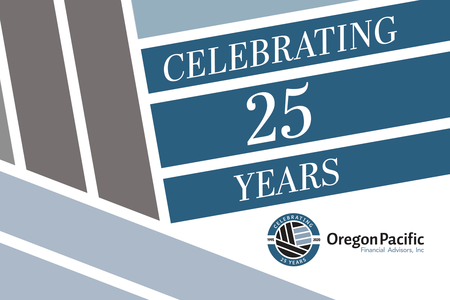 Oregon Pacific Turns 25! What Else Happened in 1995?