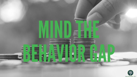 Mind The Behavior Gap