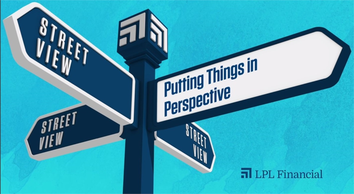 Street View: Putting Things in Perspective