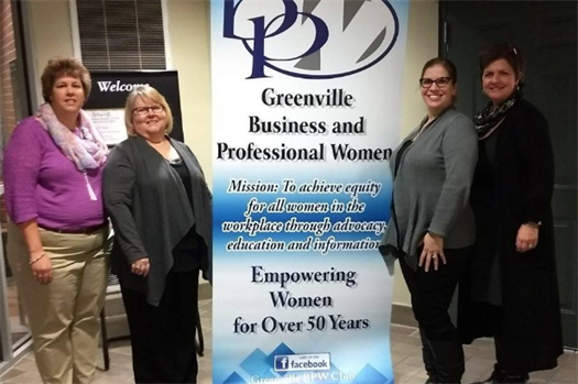 Greenville Business And Professional Women's Club