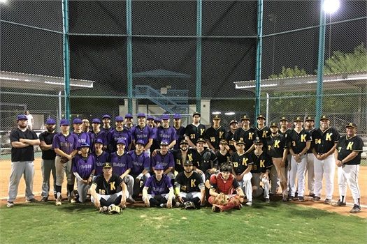 Kings/Knights of the Sunbelt College Baseball League.