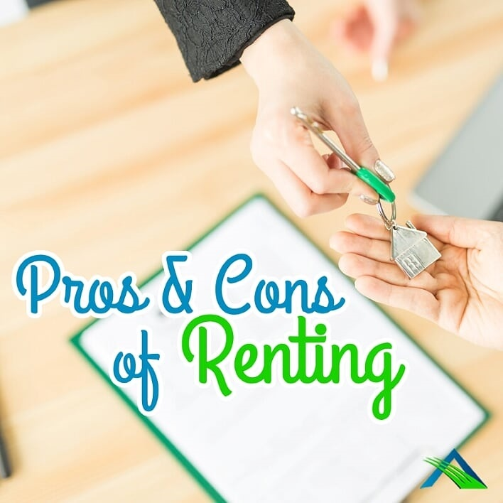 Pros and Cons of Renting