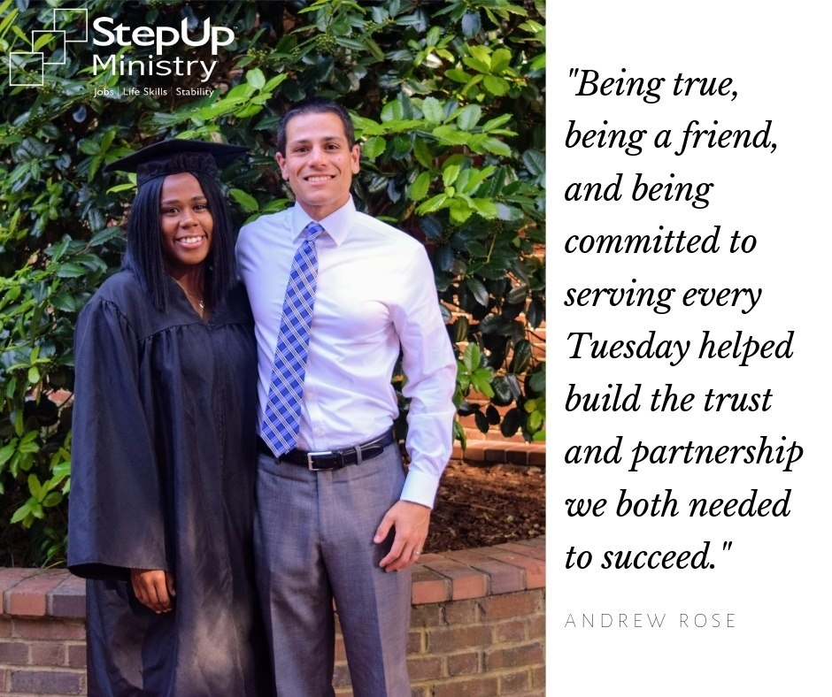 Andrew Rose- Serving with StepUp: Providing Friendship to Support Change