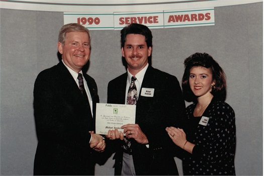 My own career with Publix started in 1979, and after retiring in 1999, I began my career in financial planning.