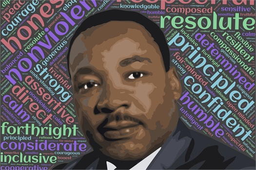 Happy Martin Luther King Day.