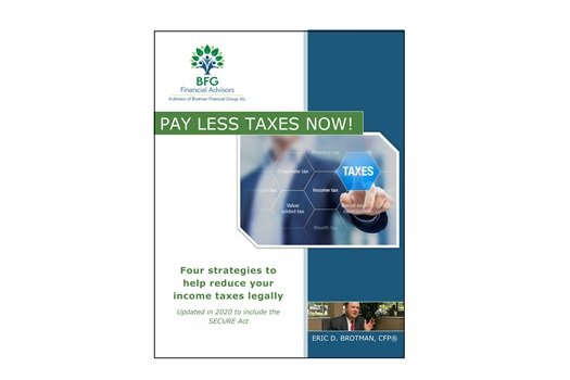 Pay Less Taxes Now!