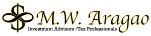 M.W. Aragao Investment Advisors/Tax Professionals Home