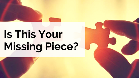 Is this your Missing Piece?