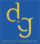 Deonette M. Goodspeed, CPA Home