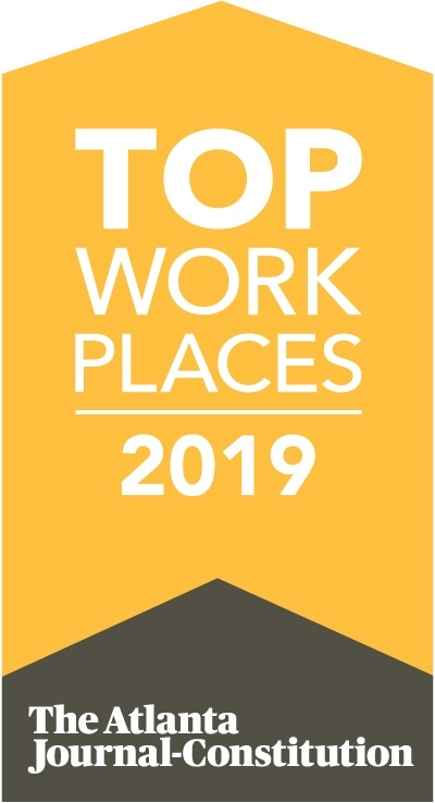 Peachtree Planning Recognized as a 2019 Top Workplace by the AJC for 9th consecutive year!