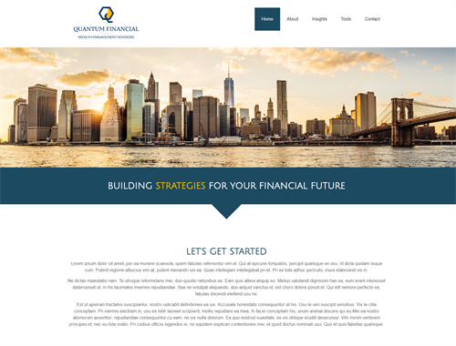 Quantum Financial