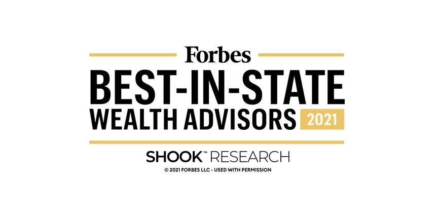 Jesse Hurst named a 2021 Best-In-State Wealth Advisor by Forbes