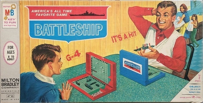 You Sunk My Battleship