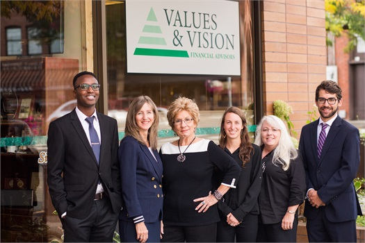 Your Values, Our Vision