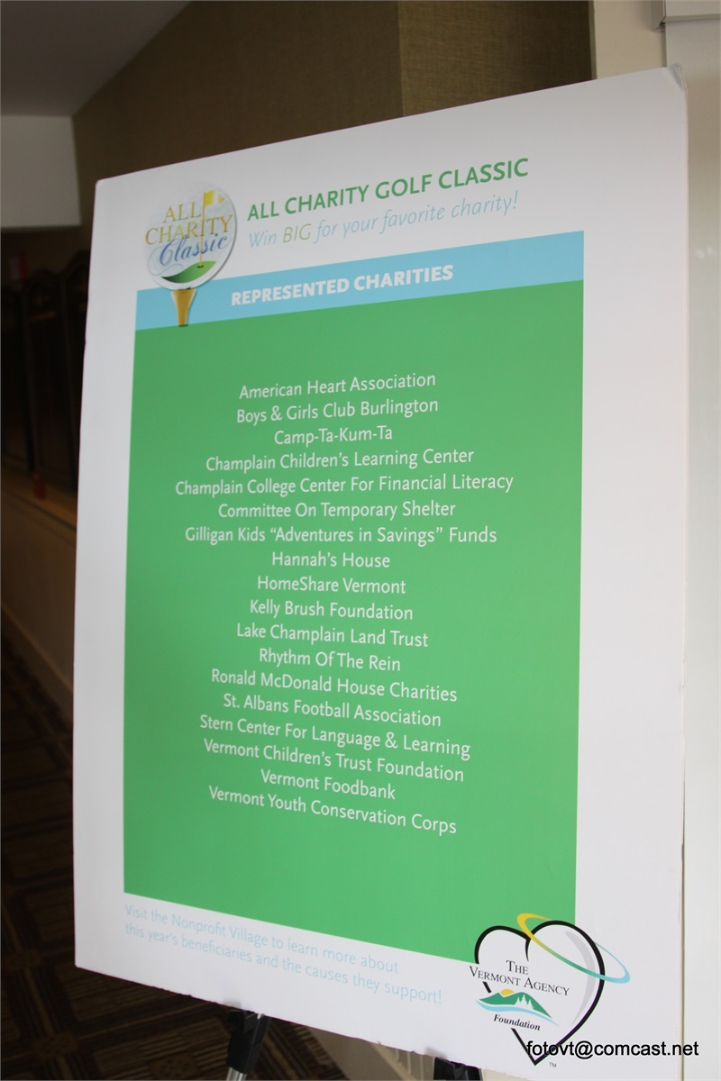 The charities we support
