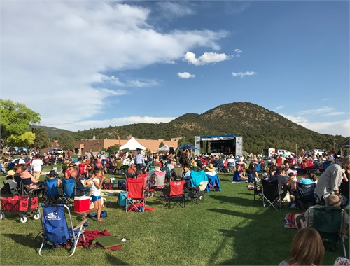 Music on the Hill - Summer 2018