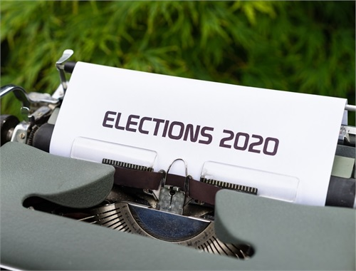10/22/2020 Market Commentary - Election Watch 2020