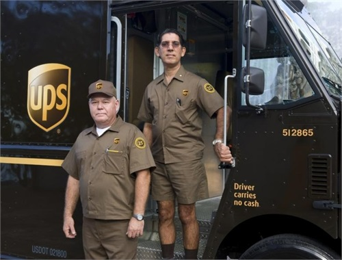 Specialize: UPS Employees
