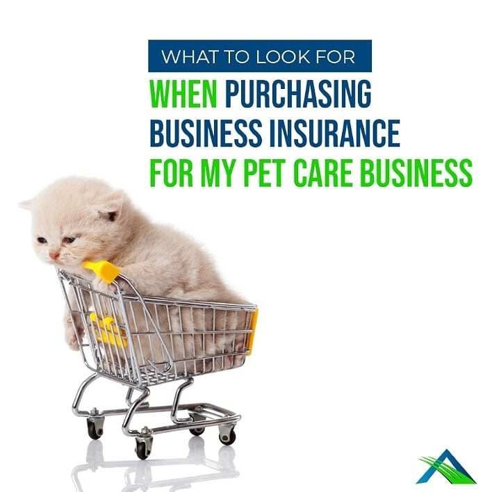 What to Look For When Purchasing Business Insurance for My Pet Care Business