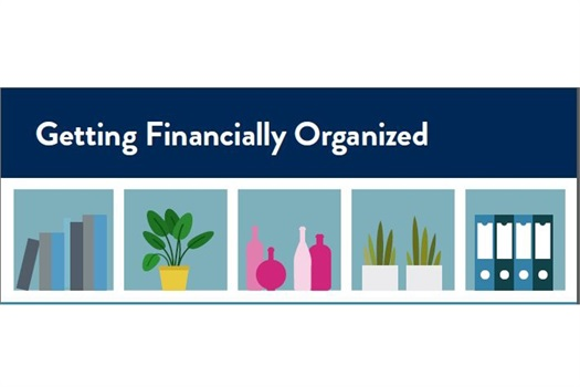 Getting (And Staying) Financially Organized Webinar