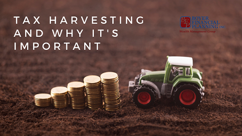 What Tax Harvesting Is and Why You Should Care About It?