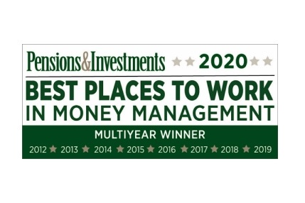 Baird Recognized as Best Places to Work in Money Management