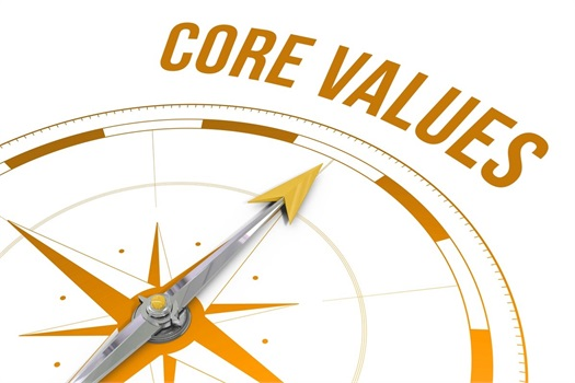 <em>Our values inform our advice...</em>