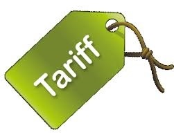 Higher Tariffs Take Effect