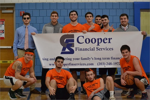 JCC of New Haven Team Sponsor.
