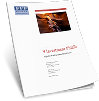 Financial Planning Whitepaper: 9 Investment Pitfalls