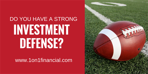Do You Have a Strong Investment Defense?