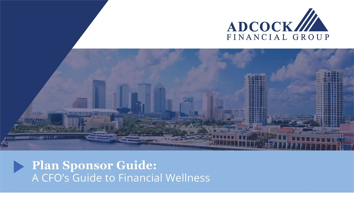 A CFO's Guide to Financial Wellness