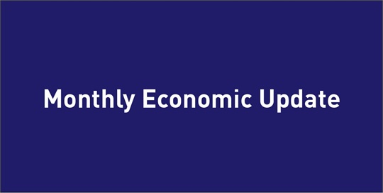Monthly Economic Update for March, 2021