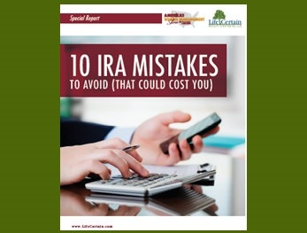 10 IRA Mistakes to Avoid
